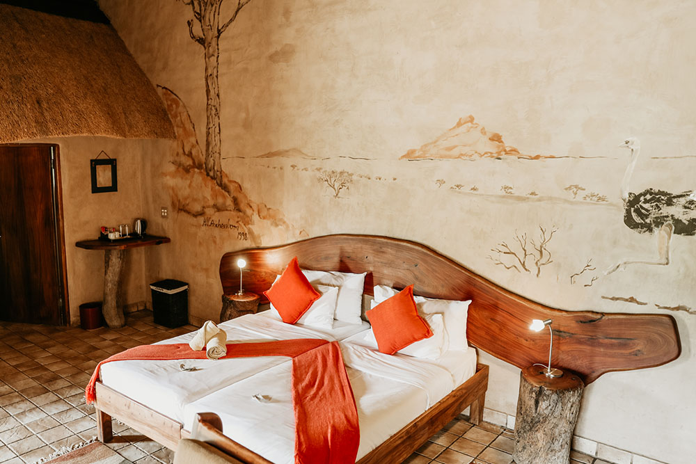 Accommodation in Namibia
